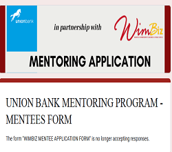 How to check Union Bank Alpher Mentorship Program Successful Shortlisted Applicants 2020/2021