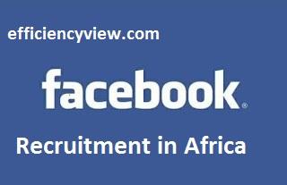 Facebook Recruitment in Africa 2020
