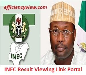 INEC Result Viewing Link Portal