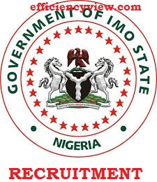 Imo State Government Recruitment Application Form 2020/2021: see how to apply/register