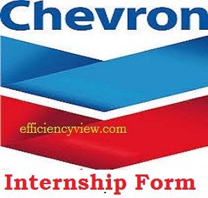 Chevron Recruitment Internship Program 2021: see how to create account