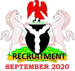 Current Jobs Recruitment in Nigeria September 2020 apply here