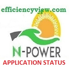 Npower Batch C Application Status Checker 2020/2021 for CBT Screening Test Shortlisted Candidates