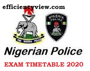 NPF Constable Recruitment CBT Exam Date and Timetable 2020 for Shortlisted Applicants