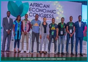 African Economic Congress (AEC) Start Up Challenge 2020/2021 - aecongress.org