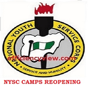 NYSC to reopen Orientation Camps from November 10 2020 across Nigeria – latest news