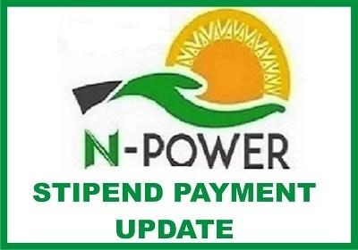 Npower Batch C Stipends Payment Latest News Update 2021