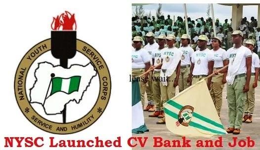 NYSC Launched CV Bank and Job Portal for Nigeria Graduates