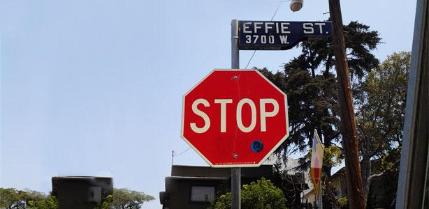 EFFIE Street