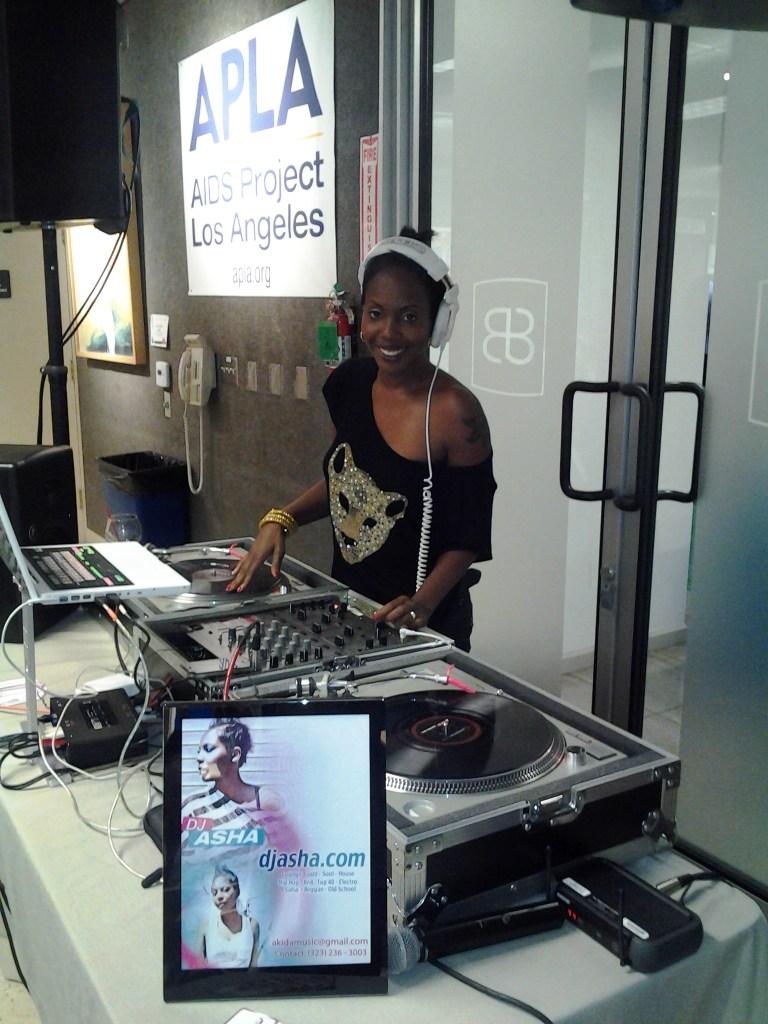 Music Maven DJ Asha