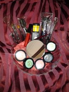 Effie Magazine Raffle Make-up Basket