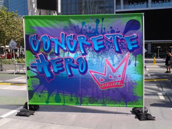 Concrete Hero