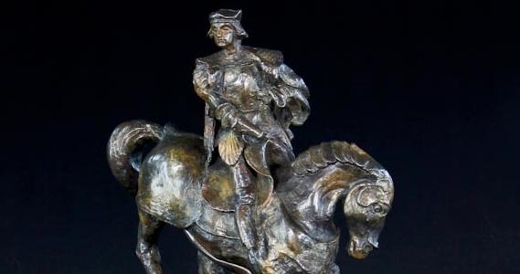 Leonardo da Vinci-Horse and Rider MAIN