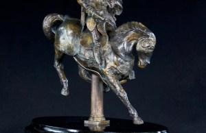 Leonardo da Vinci's Horse and Rider