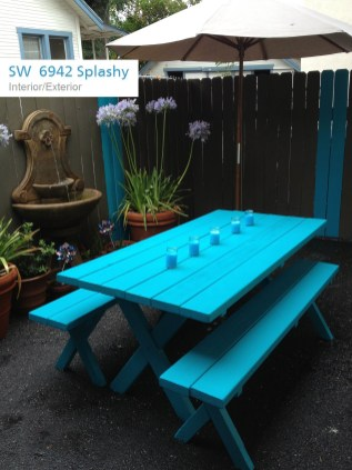 "Sherwin-Williams Paint Color SW 6942 ""Splashy"""