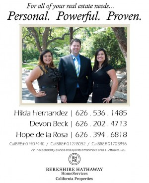 Hilda, Devon and Hope For All Your Real Estate Needs