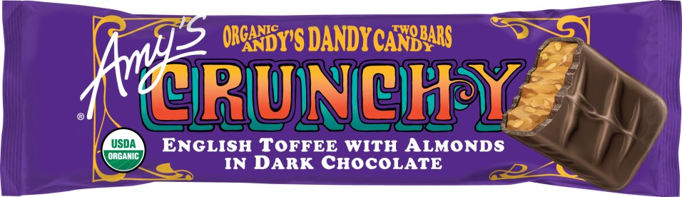 Andy's Dandy Candy-Crunchy