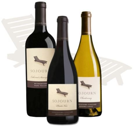 Sojourn Wines 2014 Spring Collection
