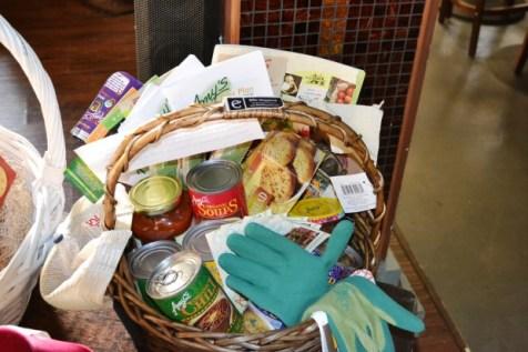 Amy's Kitchen Basket