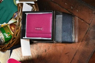Tumi Tri-fold Wallet Prize