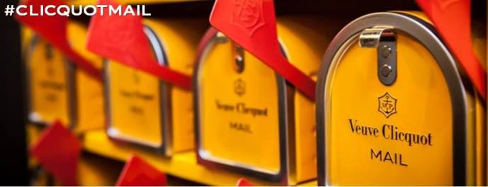 Clicquot Mail