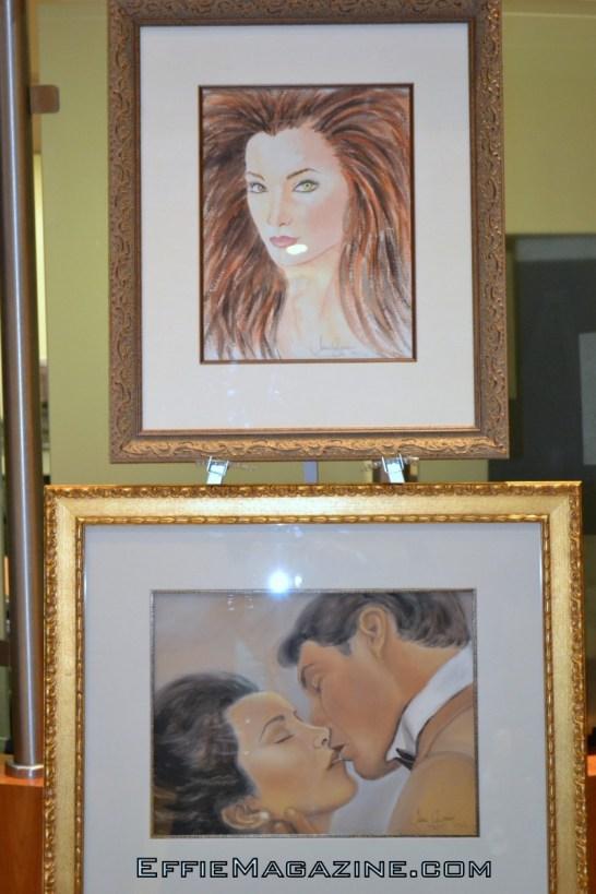Portraits by Jane Seymour