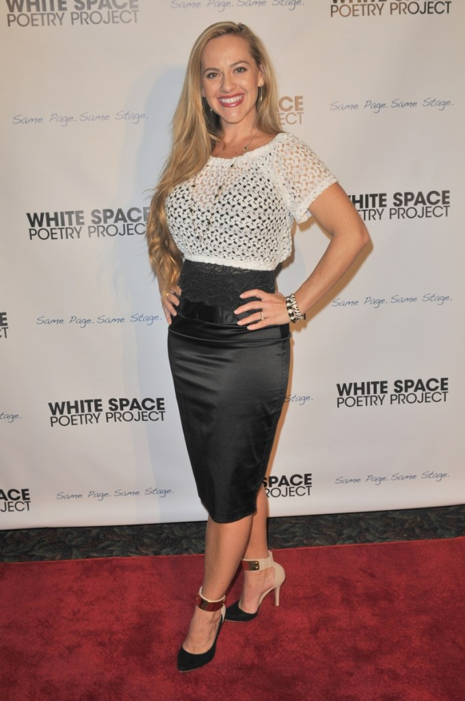 White Space Poetry Anthology Release Party – LA 5