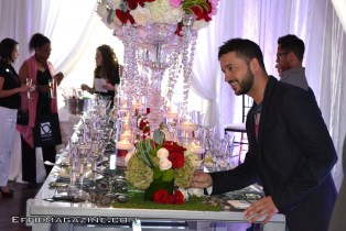 Jai Rodriguez Smells the Roses