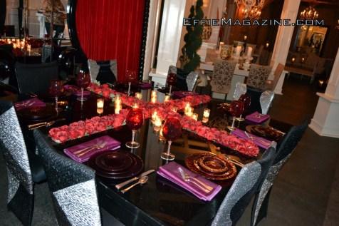 Michael Jordan's Birthday Table