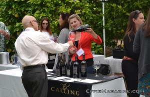 EffieMagazine.com & The Calling Wine