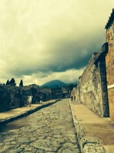 EffieMagazine.com, Effie Magazine photo Viaggio di Vanessa, Pompeii Road