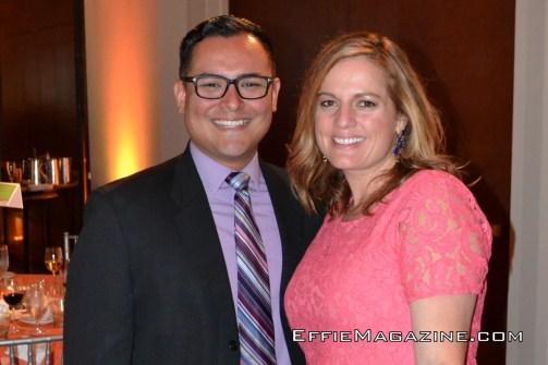 Anthony Duarte & Five Acres' Rebecca Haussling