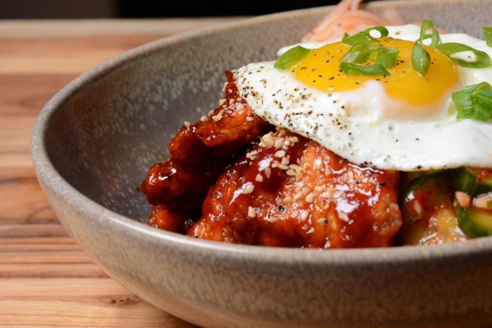Magnolia House – Korean Fried Chicken 2
