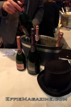 EffieMagazine.com, L. A. Food & Wine Festival, Champagne Charles Heidsieck