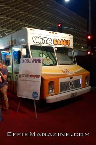 EffieMagazine.com, L. A. Food & Wine Festival, White Rabbit Truck