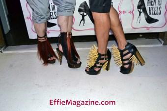 Jim Allaire & Manuel Acosta's Heels