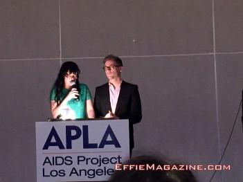EffieMagazine.com, AIDS Walk Los Angeles, APLA, Madame Tussauds Hollywood,