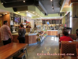 EffieMagazine.com, Carvery Kitchen