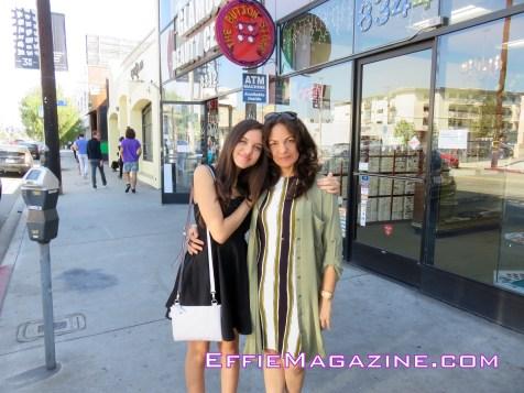 EffieMagazine.com, Lilimar Hernandez, Bella and The Bulldogs, Nickelodeon