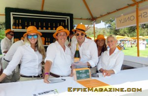 Effie Magazine, Veuve Clicquot Polo Classic, Will Rogers Polo Club, Black Watch Polo, Champagne Day