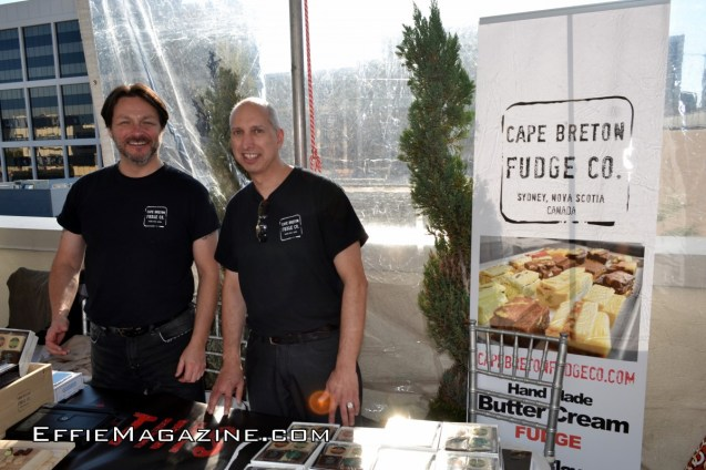 EffieMagazine.com, DPA Gifting, Luxe Rodeo Drive Hotel, Golden Globes, Cape Breton Fudge Co.