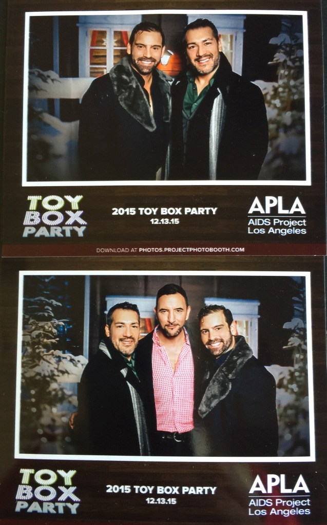 Toy Box Photo booth 1