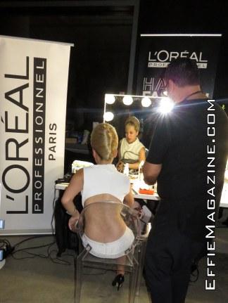 Effie Magazine, Los Angeles Fashion Week, Columbia Square, O'Gara, L'Oreal,