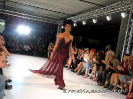 Effie Magazine, Los Angeles Fashion Week, Columbia Square, O'Gara, L'Oreal, Cosmogyral