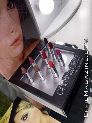 Effie Magazine, Los Angeles Fashion Week, Columbia Square, O'Gara, L'Oreal, Cinema Secrets