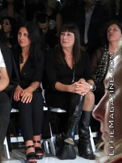 Effie Magazine, Los Angeles Fashion Week, Columbia Square, O'Gara, L'Oreal, Angelica Huston