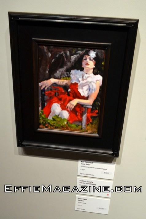 Effie Magazine, California Art Club, The Autry Museum, Griffith Park, Pasadena, Drew Fagan