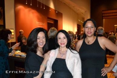 Effie Magazine, California Art Club, The Autry Museum, Griffith Park, Pasadena. Elaine Adams