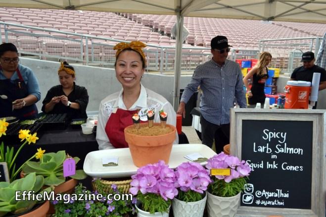 Effie Magazine, Pasadena, Union Station Homeless Services, Masters Of Taste, Rose Bowl, Ayara Thai