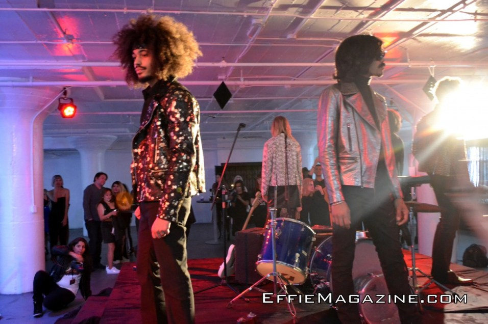 Effie Magazine, Los Angeles Fashion Week, O'Gara, THE LAZARUS EXPERIENCE, Sav Noir